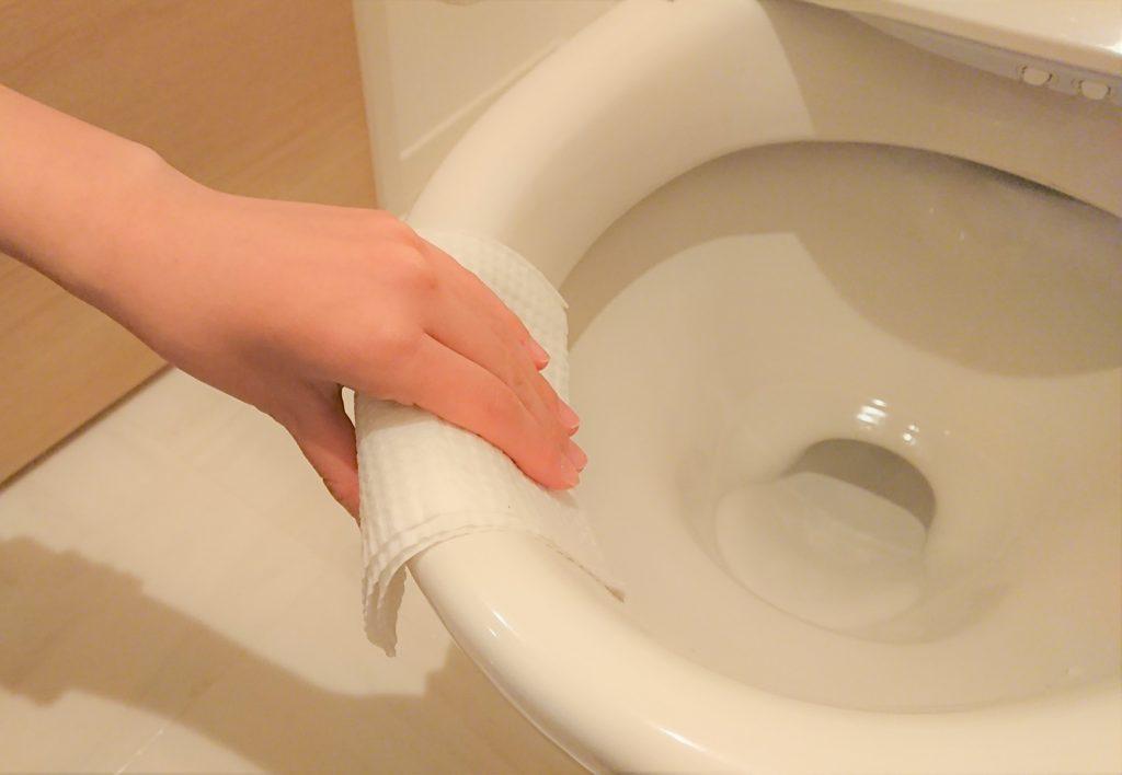 トイレ掃除便利グッズ