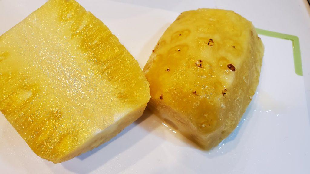 パイナップル熟成