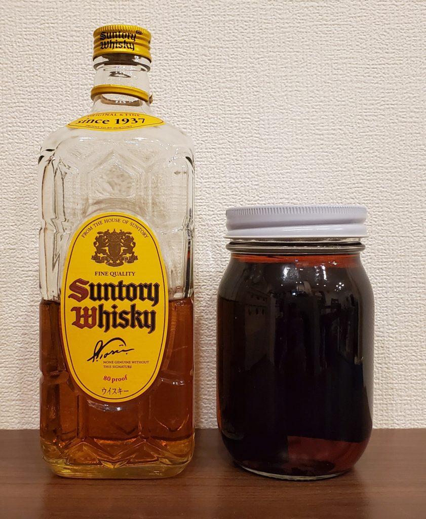 ウイスキー熟成